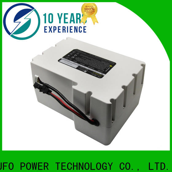UFO battery lithium ion battery pack suppliers for medical device