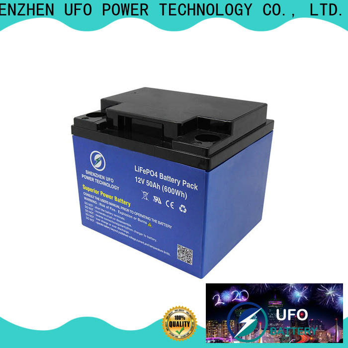 UFO 128v150ah 12 volt lithium battery manufacturers for alarm