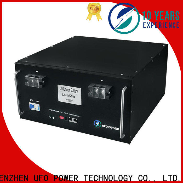 UFO Custom 48v lithium ion battery pack supply for sale