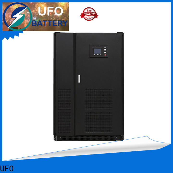 UFO Custom industrial ups factory for precision equipment