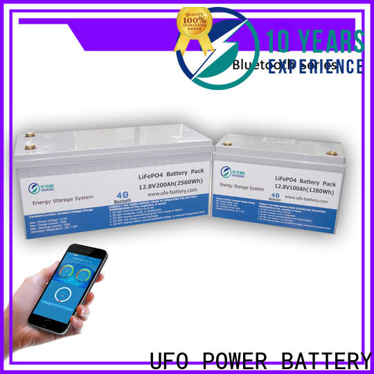Latest lifepo4 battery 12v factory for sale