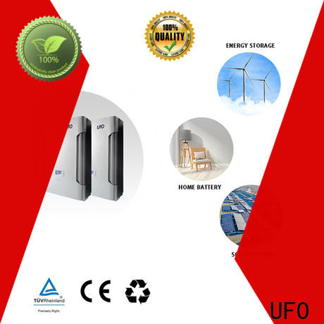 UFO Latest lithium ion battery pack factory for solar system telecommunication ups