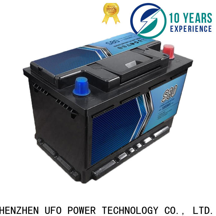 UFO High-quality lithium starter battery company for electric cars