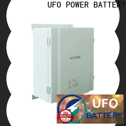 UFO battery custom lithium battery supply for signal base station