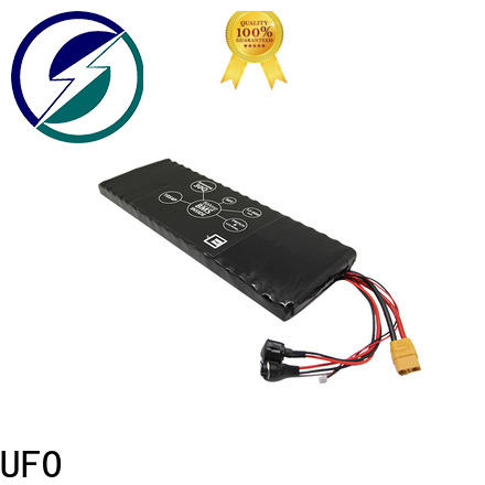 UFO High-quality lithium ion rechargeable battery pack supply for sale