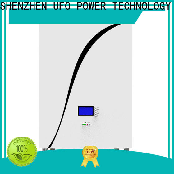 UFO Best power wall battery for business for solar system telecommunication ups