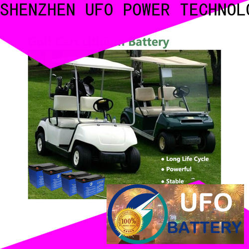 UFO lifepo4 12 volt lithium battery manufacturers for solar system Gel battery replacement