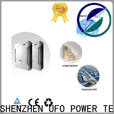 UFO Latest lifepo4 battery pack manufacturers for solar system telecommunication ups