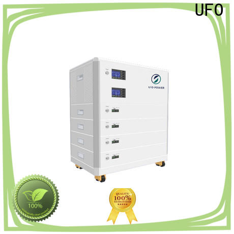 UFO High-quality solar powerwall factory for sale
