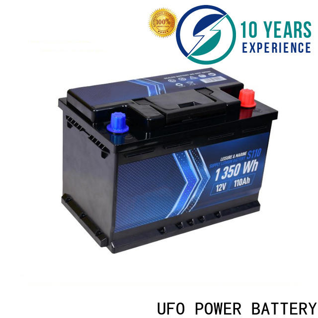 UFO Top lithium motorcycle battery for electric cars