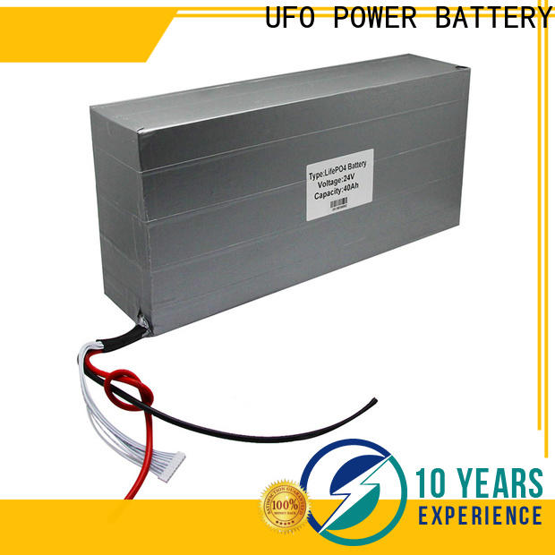 UFO Custom rechargeable li ion battery pack manufacturers for sale