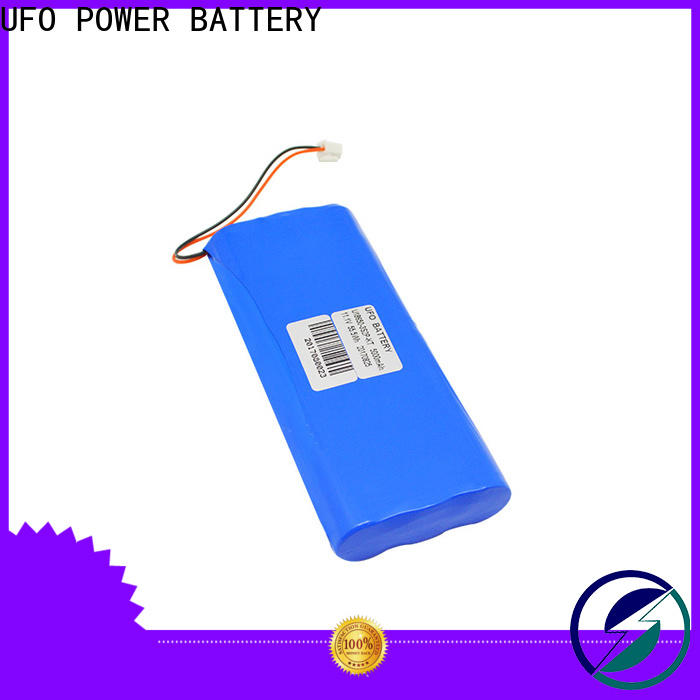 Latest rechargeable li ion battery pack 111v5ah company for sale