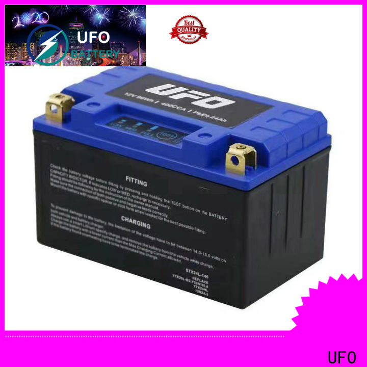 Top motorcycle starter battery motorcycle factory