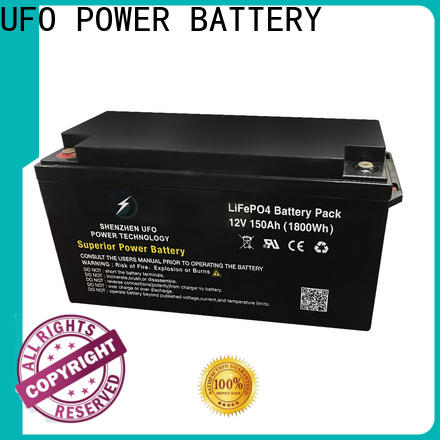 Latest lifepo4 battery pack ion supply for sale