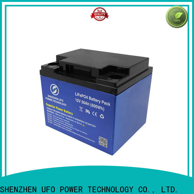 UFO Latest lifepo4 lithium battery suppliers for alarm