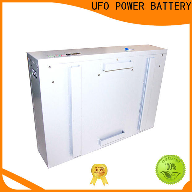 UFO High-quality solar powerwall manufacturers for solar system telecommunication ups