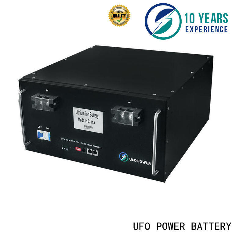 UFO 24kwh telecom battery manufacturers for solar system telecommunication ups