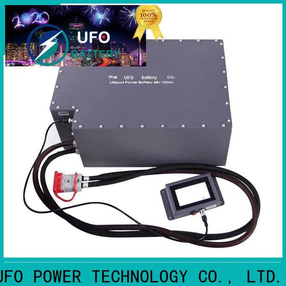 UFO Best motive battery company for solar system telecommunication ups