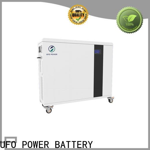 UFO Custom home powerwall company for sale