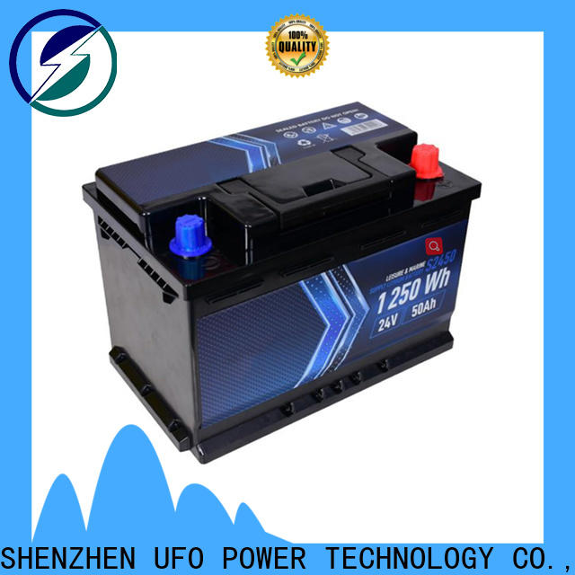 UFO Best lithium motorcycle battery for business