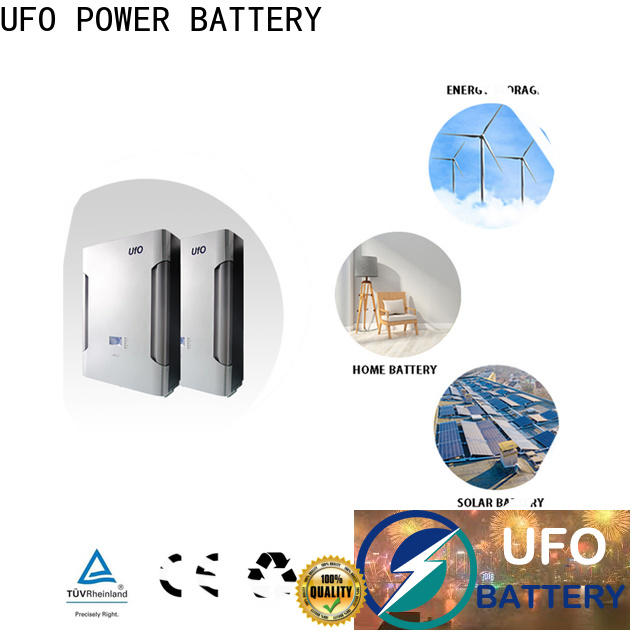 UFO lithium ion battery pack company for medical device