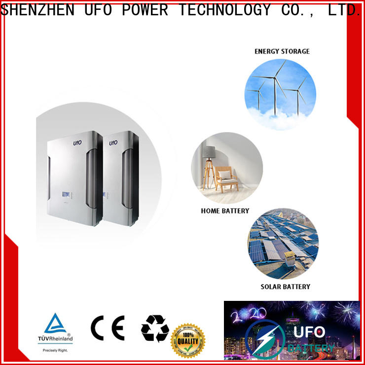 UFO New lifepo4 battery pack supply for solar system Gel battery replacement