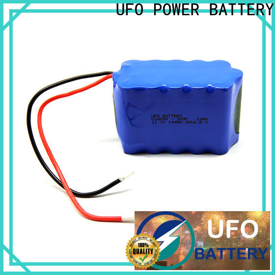 UFO device lithium ion rechargeable battery pack for business for small device