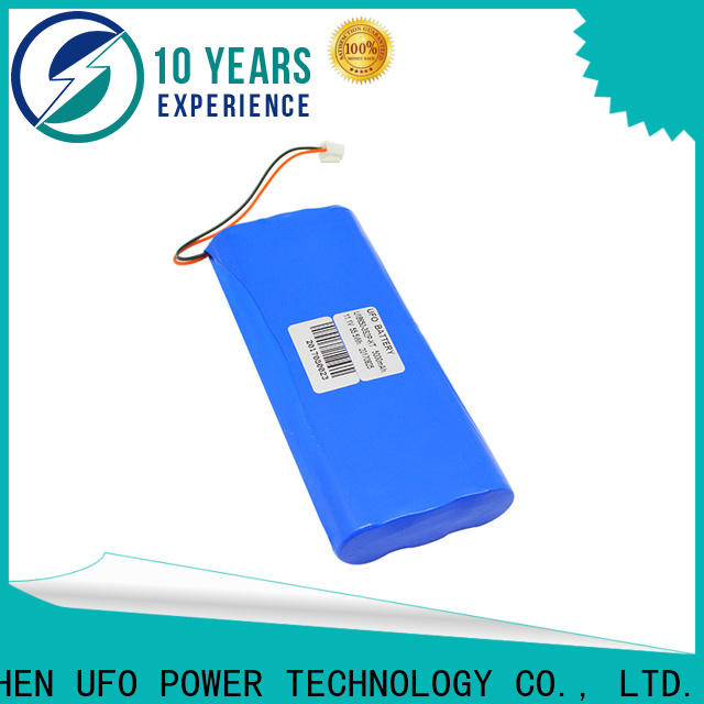 UFO Top rechargeable li ion battery pack for business for solar street light