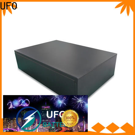 UFO Wholesale motive power battery factory for solar system telecommunication ups agv
