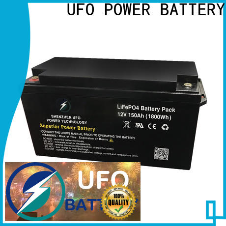 UFO bluetooth 12 volt lithium battery suppliers for sale
