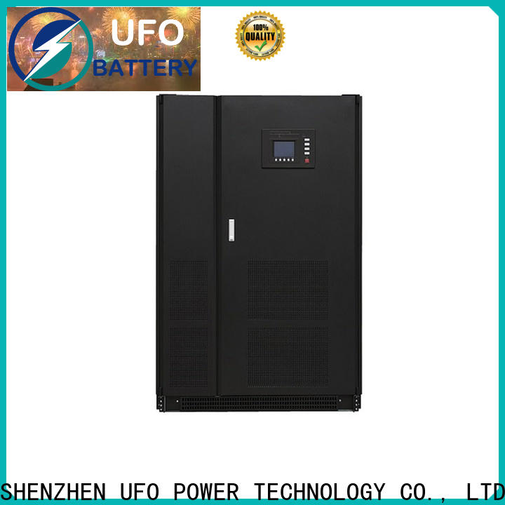 UFO us600033f industrial uninterruptible power supply for business for railway tunnel lighting