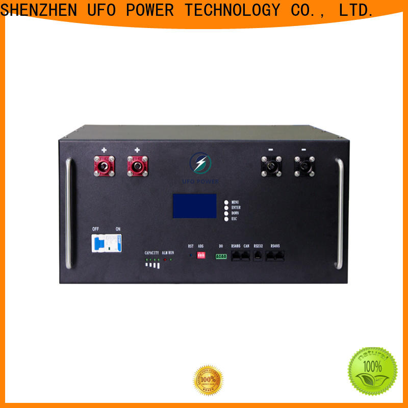 UFO lifepo4 telecom battery factory for communication base station