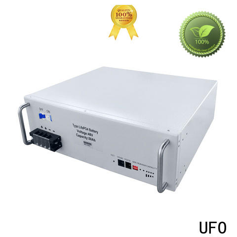 UFO New 48v lithium ion battery pack suppliers for communication base station