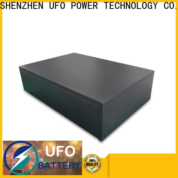 UFO agv motive battery company for solar system telecommunication ups