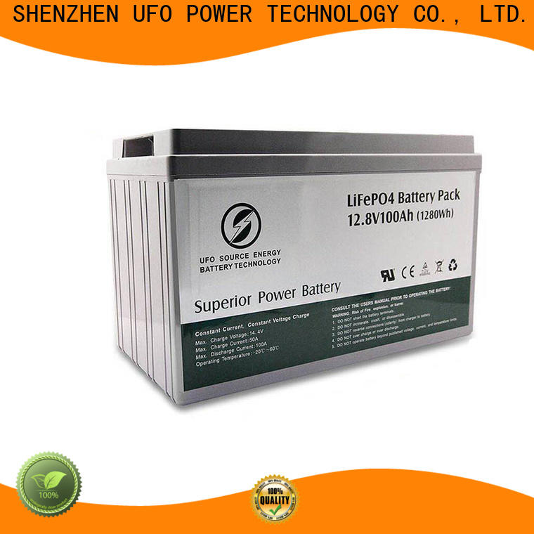 UFO Latest lithium iron battery supply for alarm