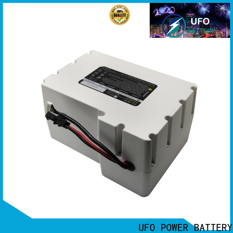 UFO battery custom lithium ion battery for medical device