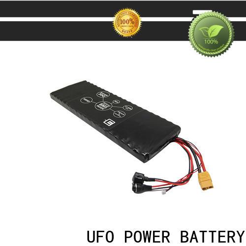 Custom rechargeable li ion battery pack 36v10ah company for solar street light