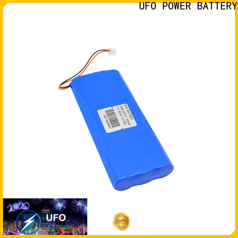 UFO Latest rechargeable li ion battery pack suppliers for small device
