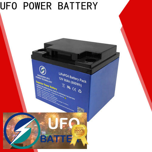 Best 12v lithium iron battery 24v50ah suppliers for solar system Gel battery replacement