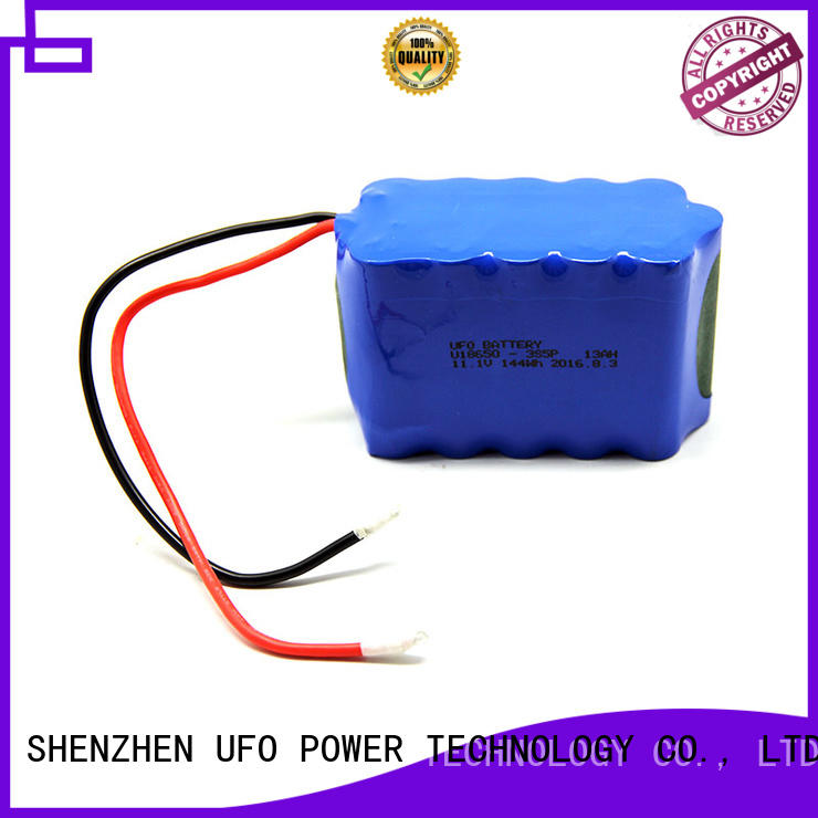 UFO new lithium ion rechargeable battery pack with flexible size for small device