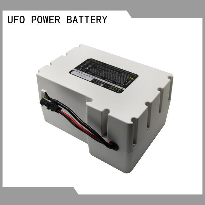 UFO power lithium ion battery pack for signal base station