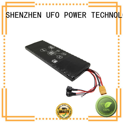 UFO pack rechargeable lithium battery pack long service life for small device