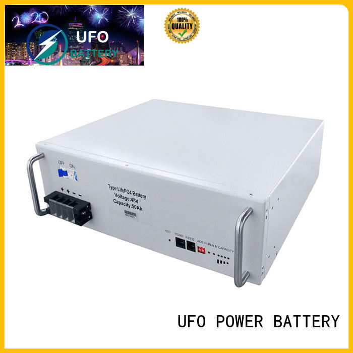 UFO Best station battery suppliers for solar street lamp