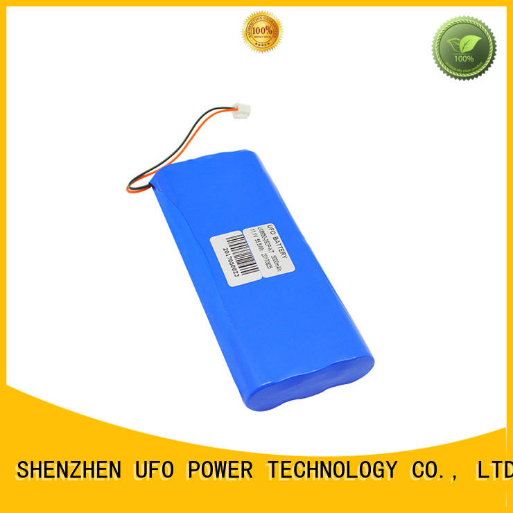 UFO efficient rechargeable lithium battery pack with flexible size for sale