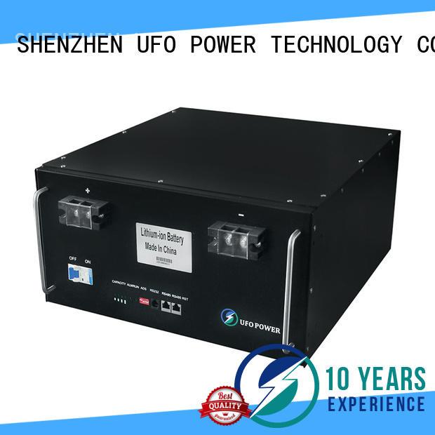 LiFePO4 telecommunication battery 48V100Ah 5KWh for solar system telecommunication UPS