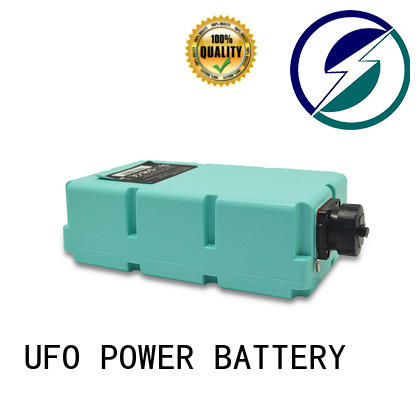 UFO reliable custom lithium ion battery with automation control technology for signal base station