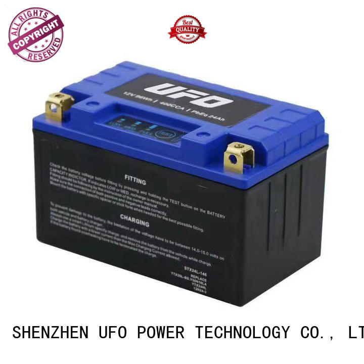 UFO starter lithium starter battery with discharge voltage balance