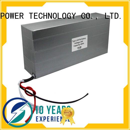 Lithium ion rechargeable battery 24V40Ah for Solar system solar street light