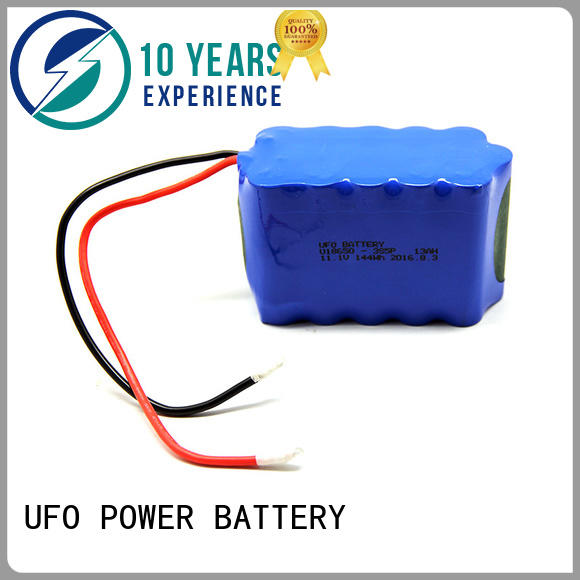 UFO 36v10ah lithium ion rechargeable battery pack company for sale