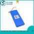 efficient custom lithium battery packs with flexible size for solar street light